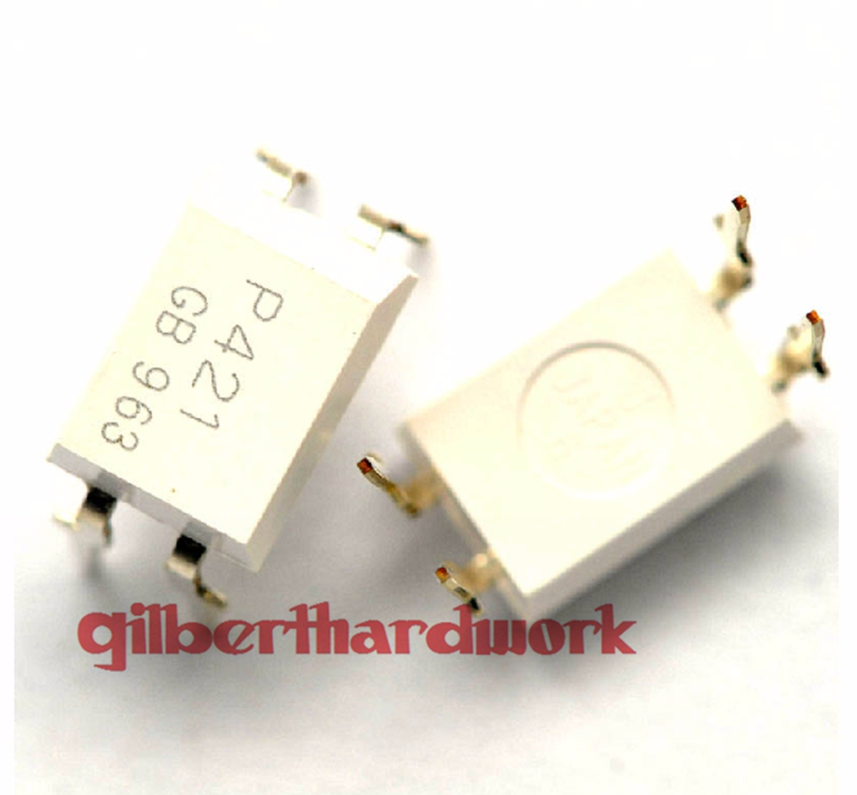 5*Photoelectric Coupling Ic Patch Pc925L Transistor Output Sop8 Component