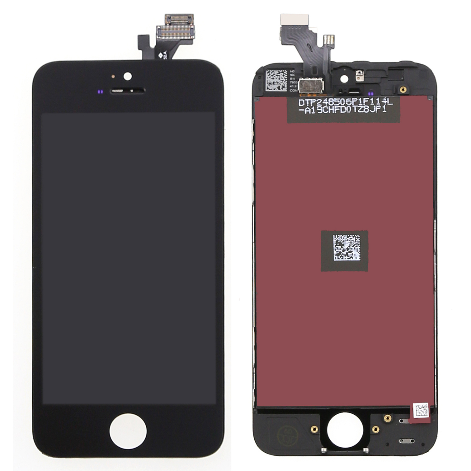 cran vitre tactile lcd chassis pour iphone 5 5c 5s outils blanc noir en option ebay. Black Bedroom Furniture Sets. Home Design Ideas