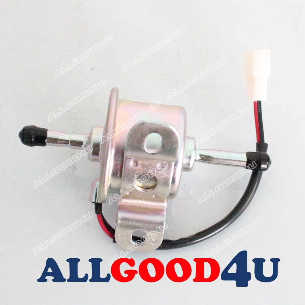 New Fuel Pump TFP 12V for U-SHIN Transistor with White Plug | eBay