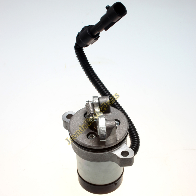 Deutz F3L F3M F4L F4M 1011 2011 Fuel Shutoff Solenoid Valve 04103808 04103812   eBay