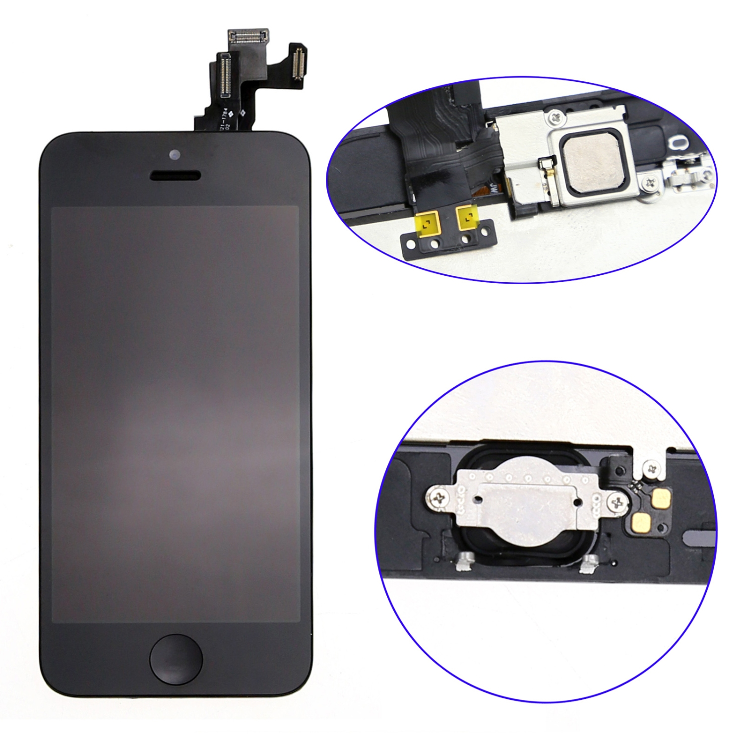 iphone 5c digitizer for iphone 5c lcd display touch screen digitizer frame 11095