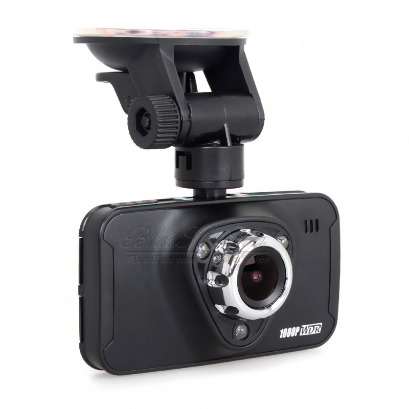 dvr500 dual lens 1080p front 720p rear camera car dash cam register g sensor ebay. Black Bedroom Furniture Sets. Home Design Ideas