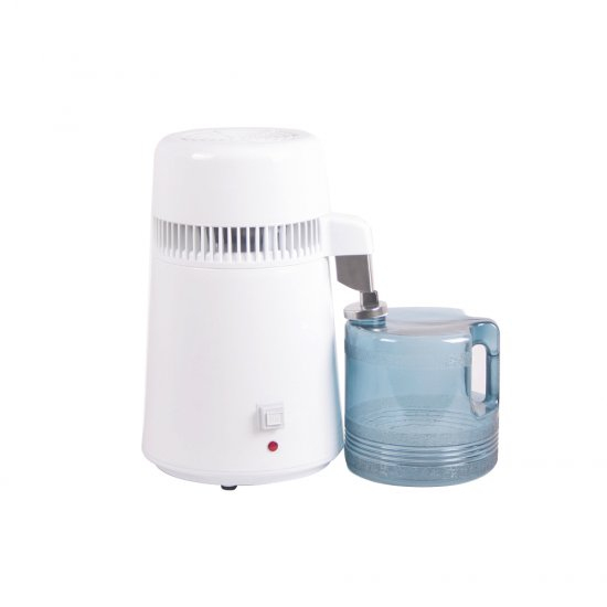 Portable Water Distiller ~ L portable stainless steel water distiller pure filter