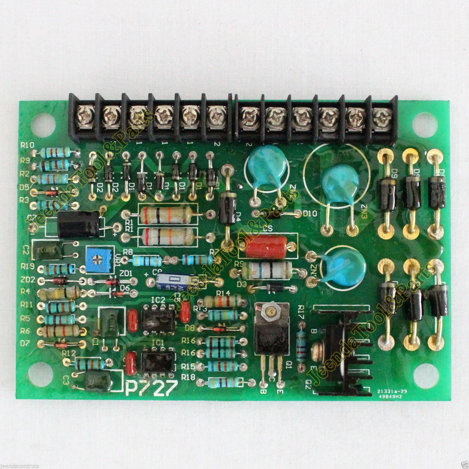 Automatic Voltage Regulator Avr P727 For Kubota Generator Parts Of Circuit Diagram Buy