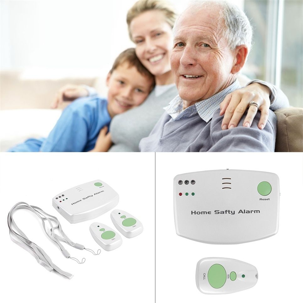 Elderly Home Safety: New Home Safety Alarm Alert System For Patient Medical