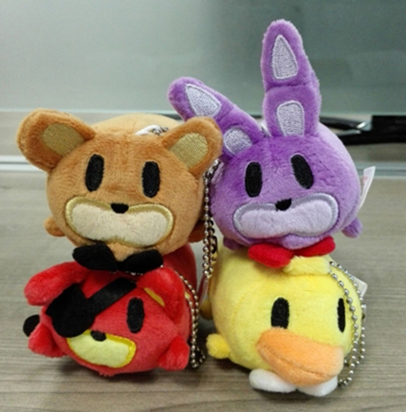 New FNAF Five Nights At Freddy's FREDDY & FOXY & Bonnie