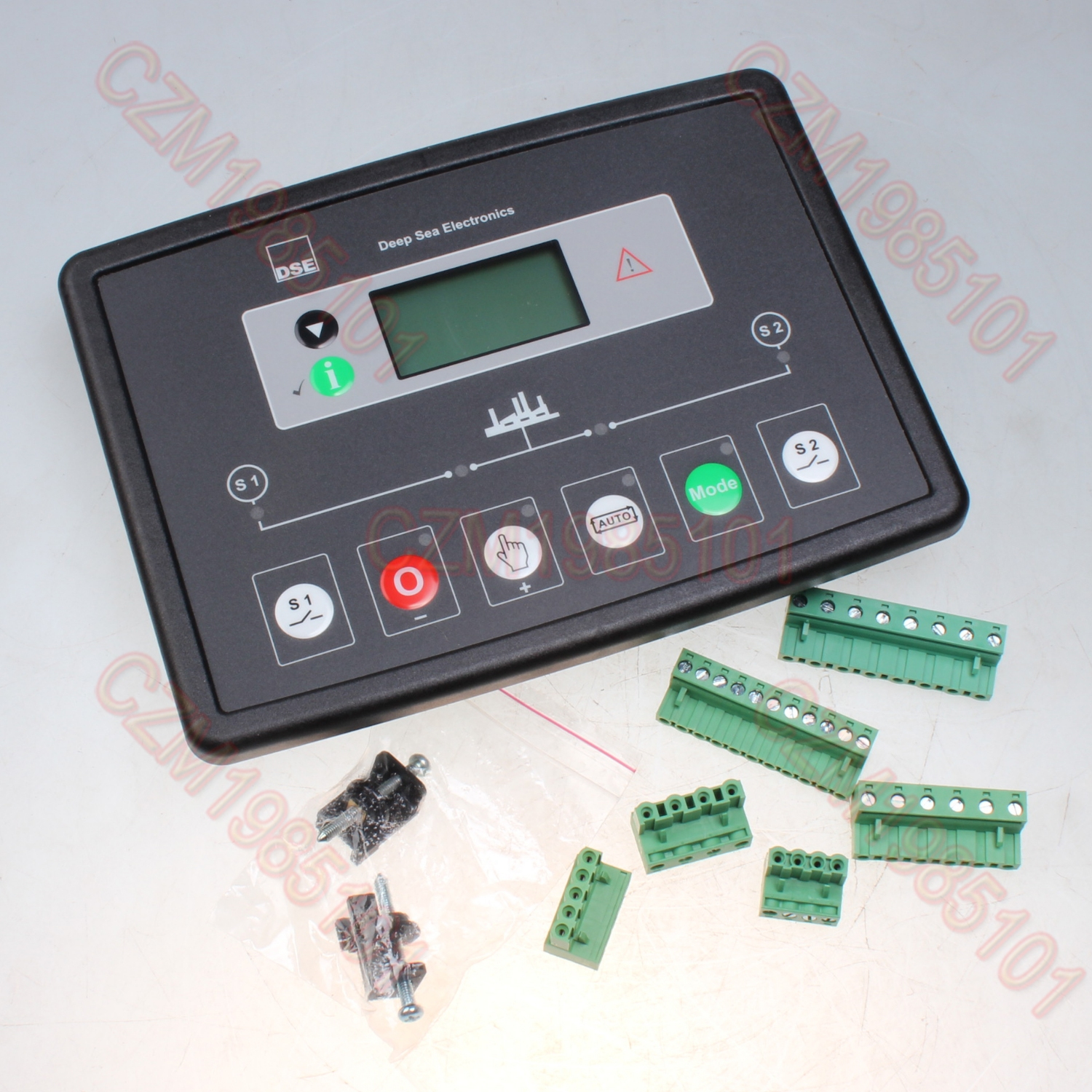 Deep Sea Electronics Dse334 For Auto Transfer Switch Control Module Details About Automatic Ats Controller Build Your Genats 334