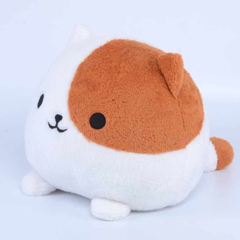 Cute Neko Pillow : New Cute Cat Plush Doll Neko Atsume Cat Backyard Anime Soft Pillow Kids Toy eBay