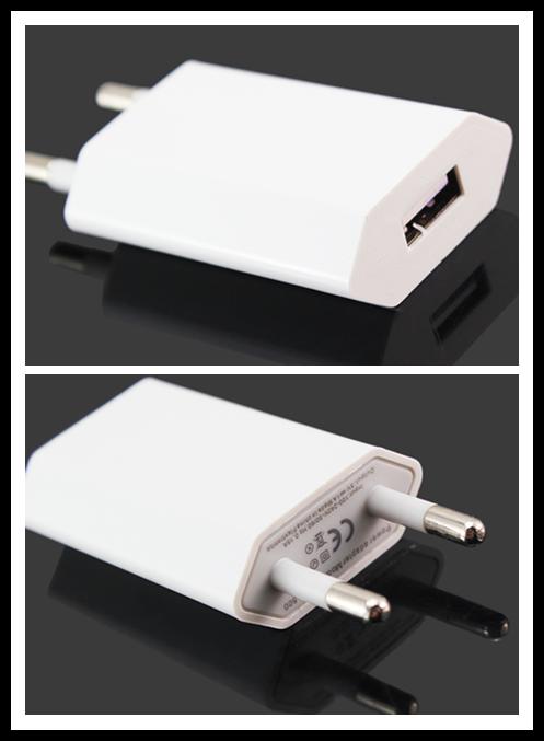 chargeur usb 5v ac prise europ enne adaptateur d 39 alimentation compatible avec ebay. Black Bedroom Furniture Sets. Home Design Ideas