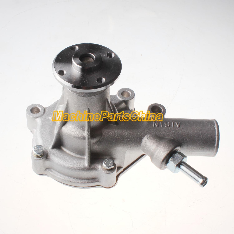 Water Pump Mitsubishi Tractor Parts : Mitsubishi tractor k e water pump mm fits