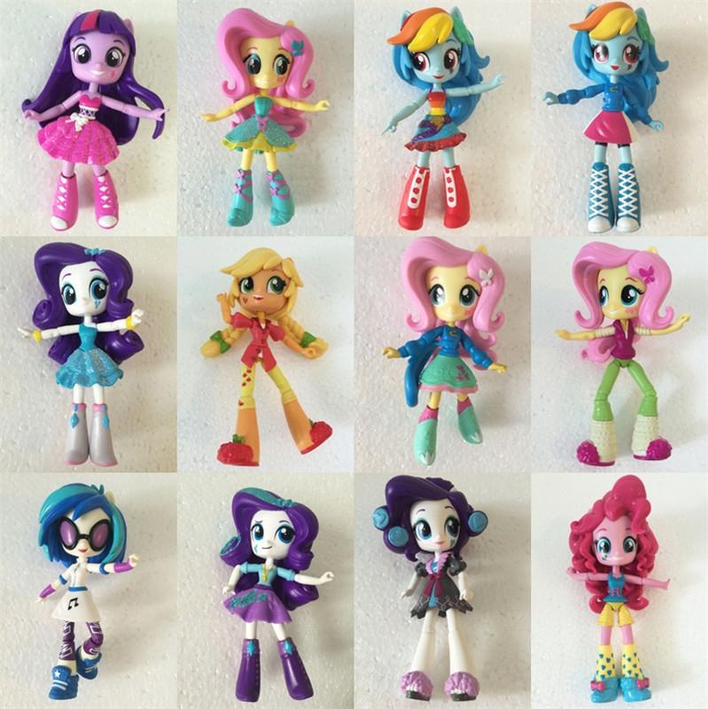 My Little Pony Equestria Girls Mini Doll Toy Figure
