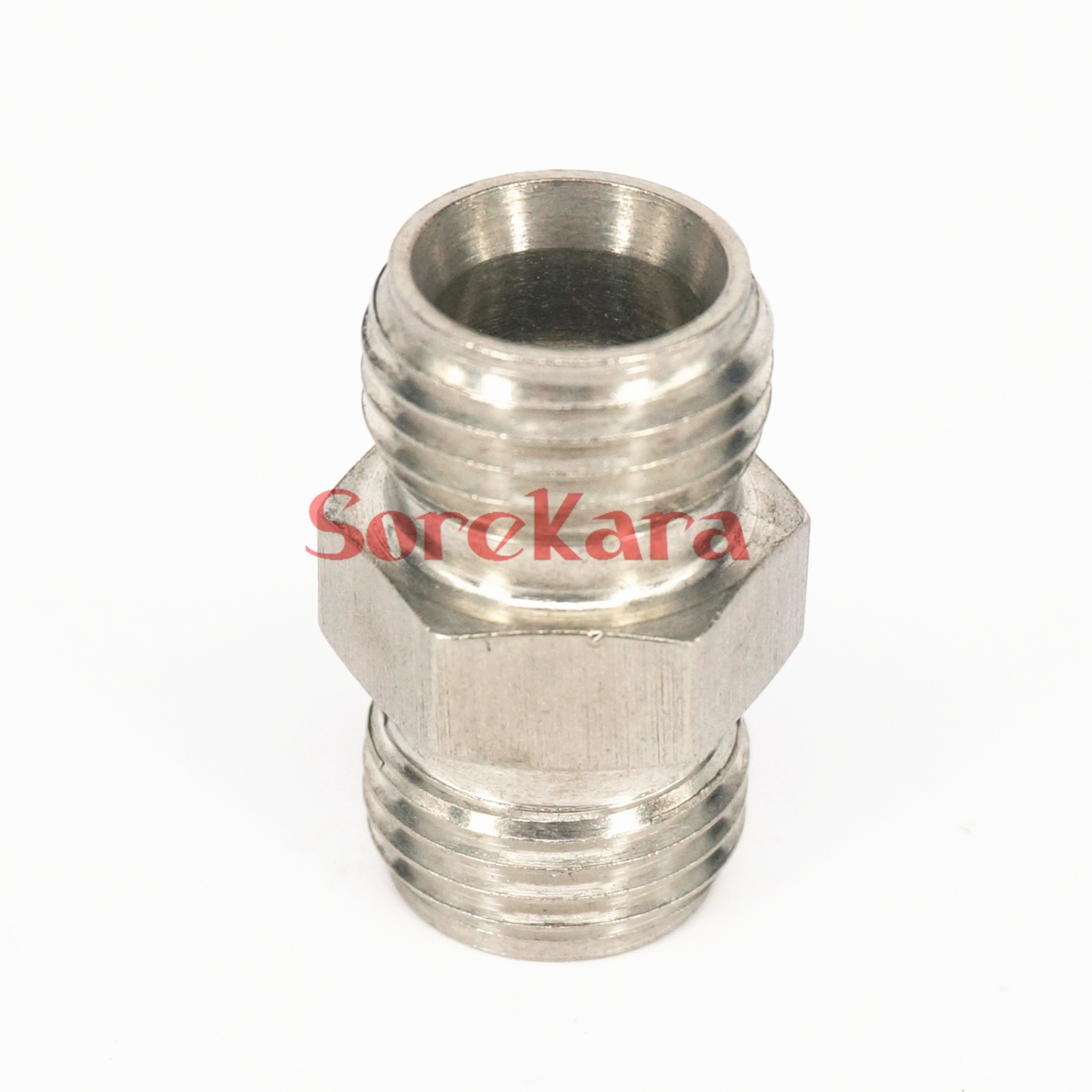 M metric male to stainless steel