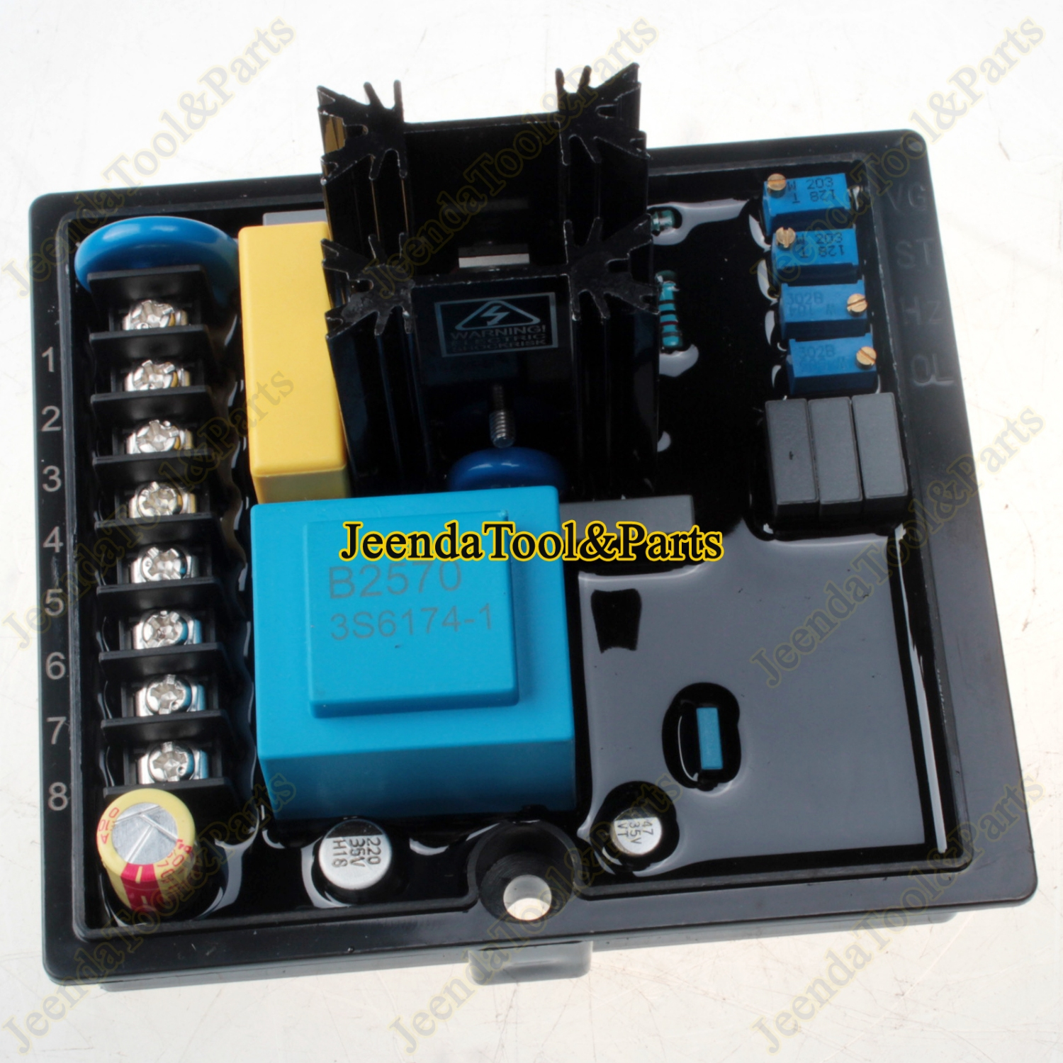 ec9bd790df88a6a2 avr hvr 11 electronic automatic voltage regulator for linz stamford avr sx460 wiring diagram at virtualis.co