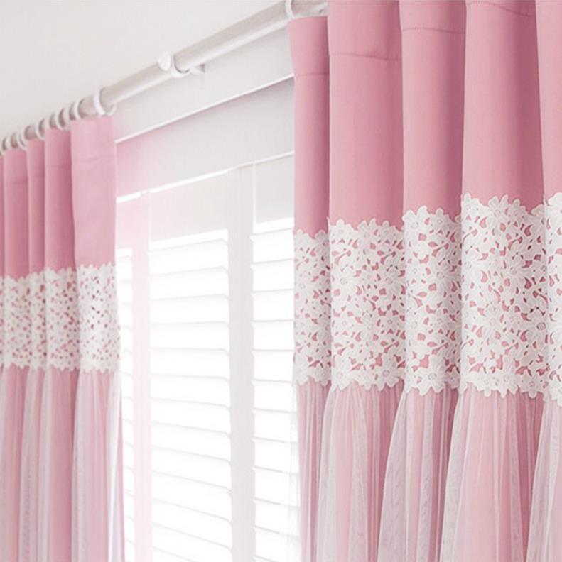 2xcustom Shabby Chic Kids Girl Princess Solid Pink