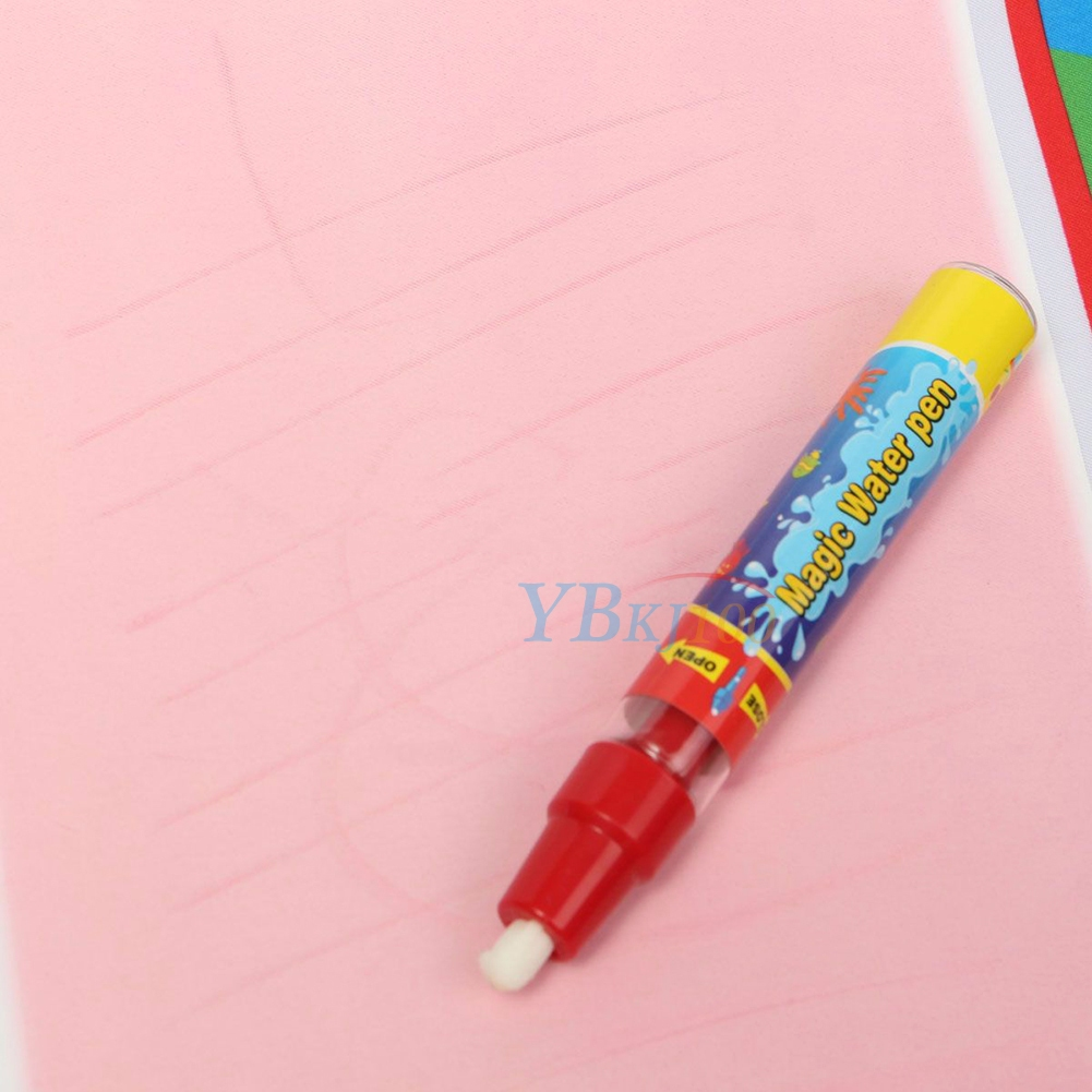 New Kids Baby Painting Magic Pen Water Mat Drawing Toy