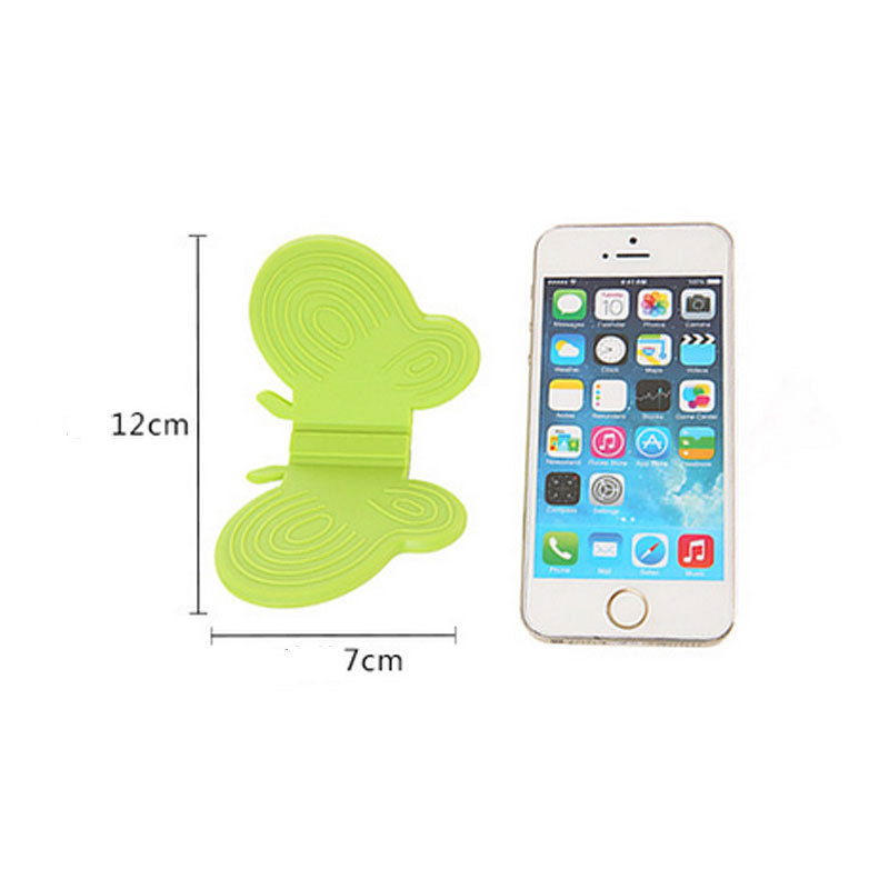 Butterfly Shaped Magnet Silicone Insulation Clip Anti Scald Kitchen Devices Tool