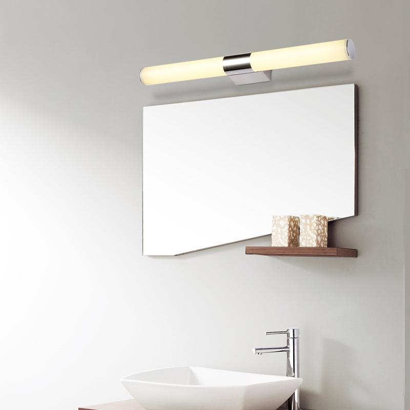 led badleuchte spiegellampe spiegellicht bilderleuchte wandleuchte badezimmer ebay