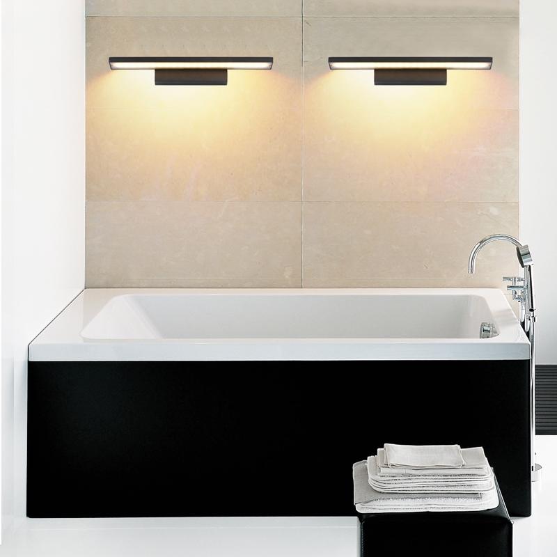 led spiegellampe spiegelleuchte bilderleuchte badleuchte badezimmer wandleuchte ebay. Black Bedroom Furniture Sets. Home Design Ideas