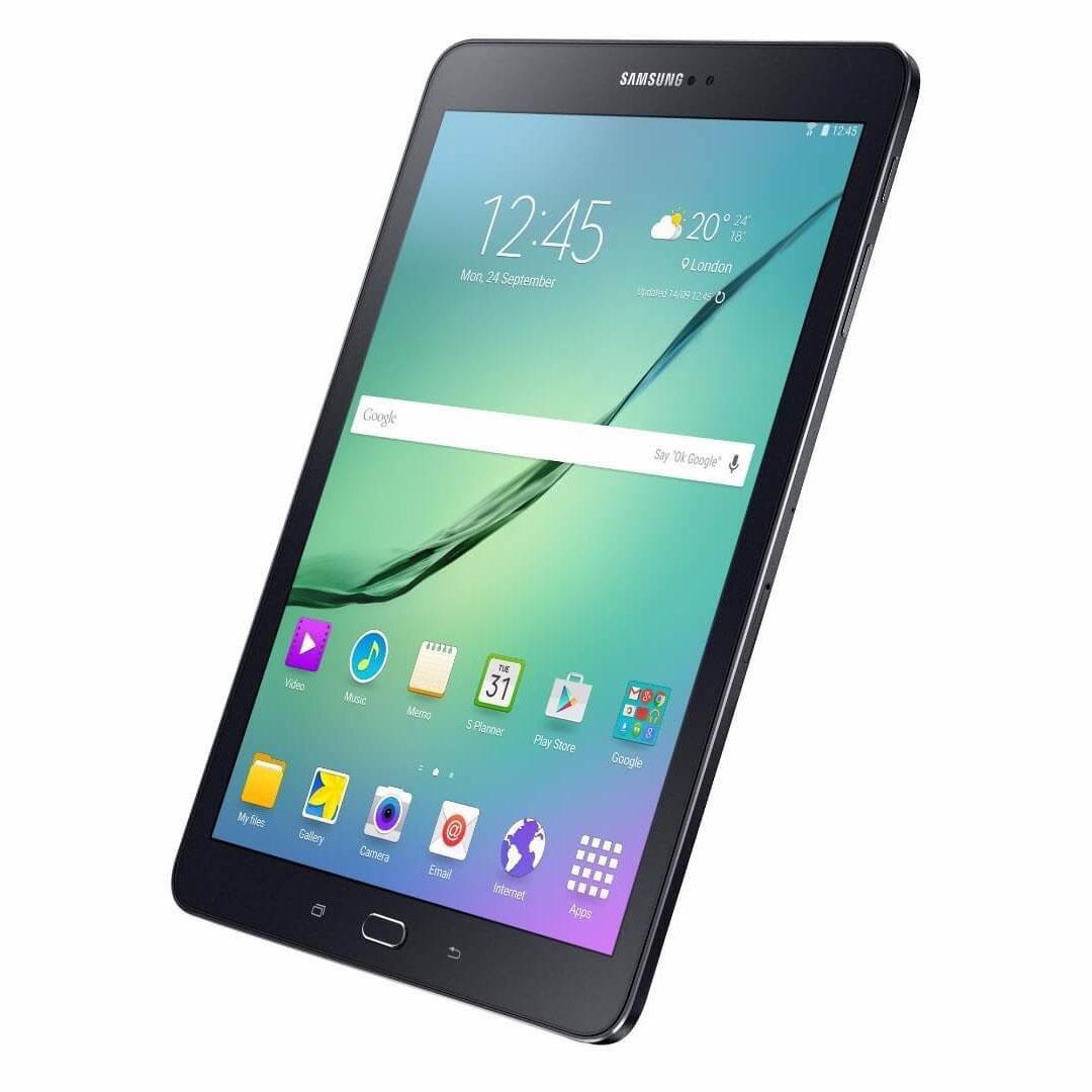 samsung galaxy tab s2 9 7 t819 wi fi 4g 32gb tablet black 2016 ebay. Black Bedroom Furniture Sets. Home Design Ideas