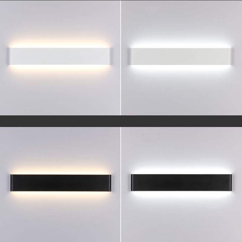 Luce a led lampada da specchio faretto lampade da parete - Lampada led specchio bagno ...
