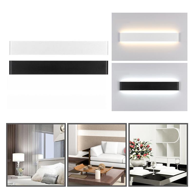 Luce a led lampada da specchio faretto lampade da parete bagno arredo lampada ebay - Lampade da specchio ...