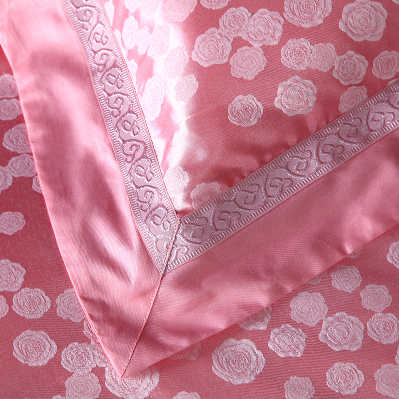 Satin Egyptian Cotton Queen King Size Bed Quilt Doona