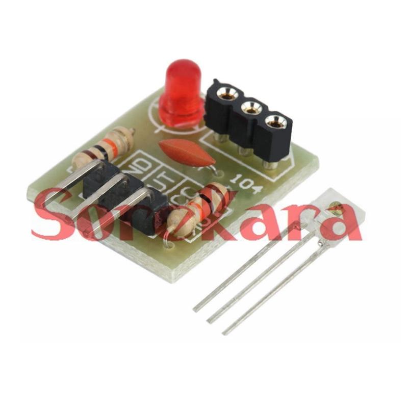 Laser receiver sensor module for arduino v ebay