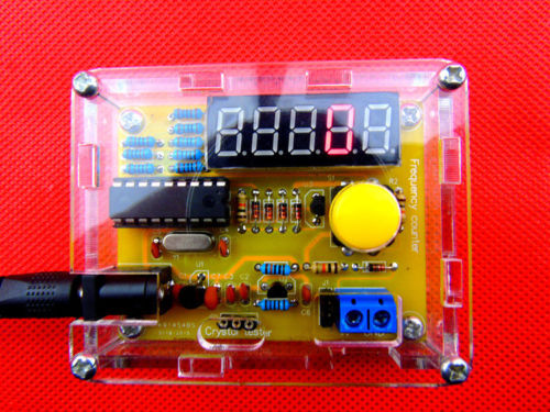 how to use ts-905 1hz-50mhz crystal oscillator tester