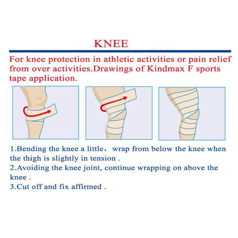 Self Adhesive Elastic Bandage Gauze Tape Medical Finger Muscles