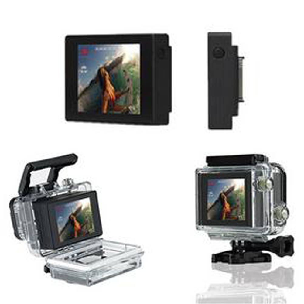 LCD BacPac External Display Viewer Monitor Non-touch Screen for GoPro HD Hero 3+ | eBay