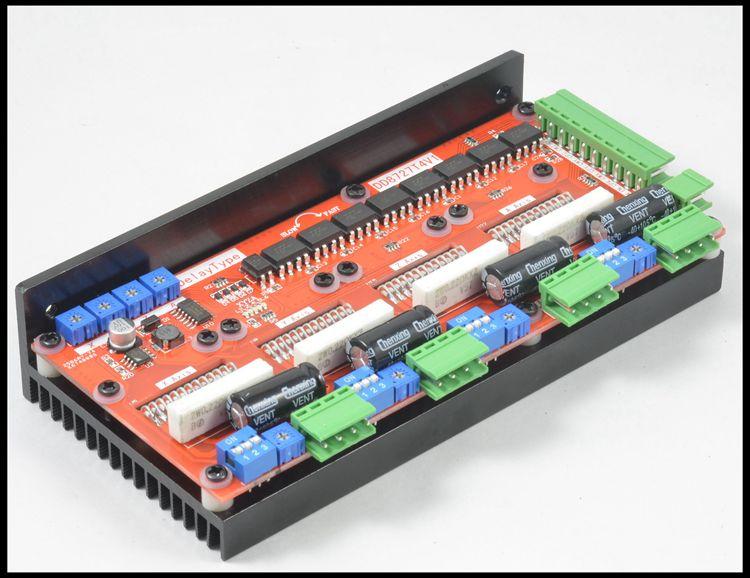 4 Axis Lv8727 4a Stepper Motor Driver Controller 1mhz Cnc