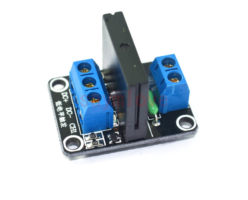 New V Channel SSR Solid State Relay Module OMRON GMBP For - Solid state relay ebay