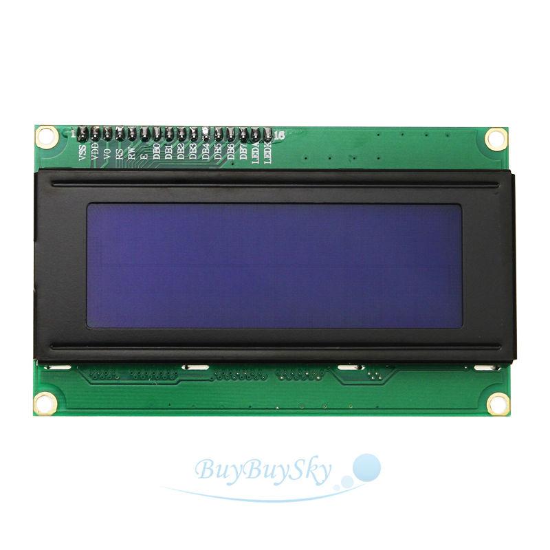 New blue iic i c twi serial lcd module display