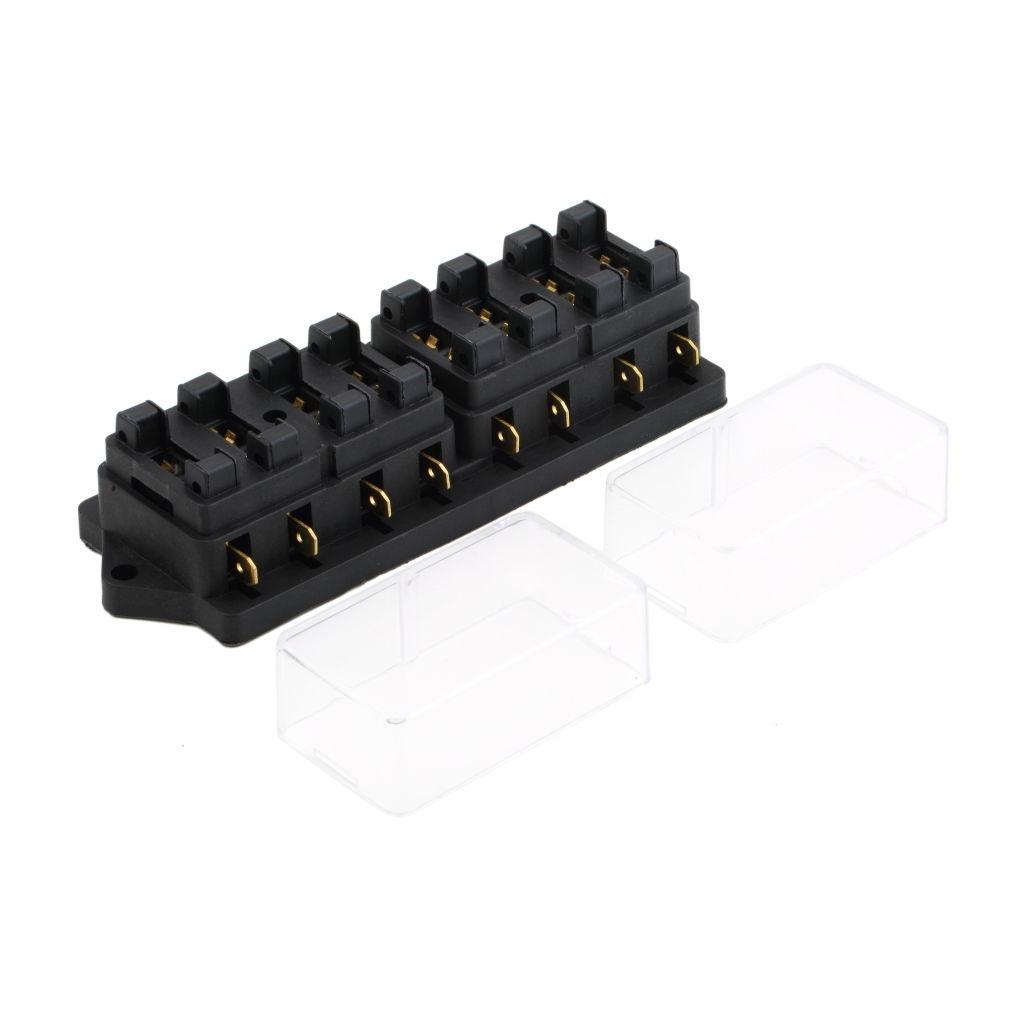 Fulseholder mini way blade fuse holder block box audio