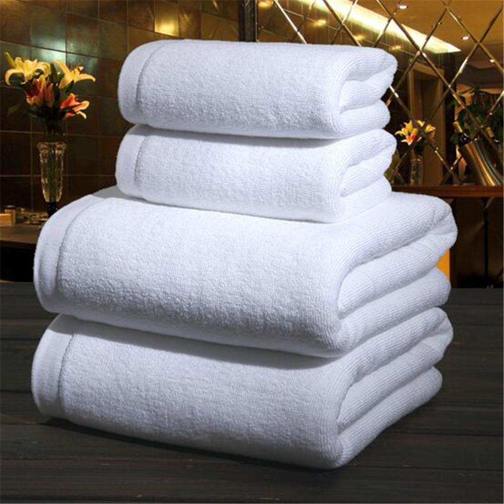 Hotel & Spa Bath Large Bath Towels Soft Cotton Sheet Bath