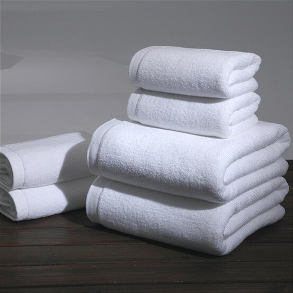 Luxury hotel spa bath large soft cotton bath towels for Hotel sheets and towels