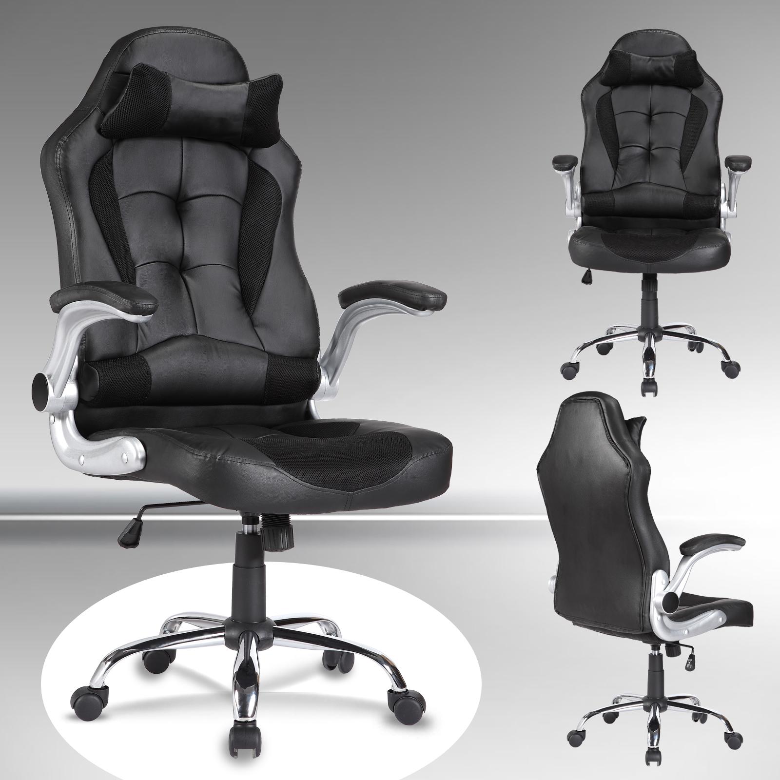 chaise fauteuil de bureau luxe id al confortable si ge. Black Bedroom Furniture Sets. Home Design Ideas