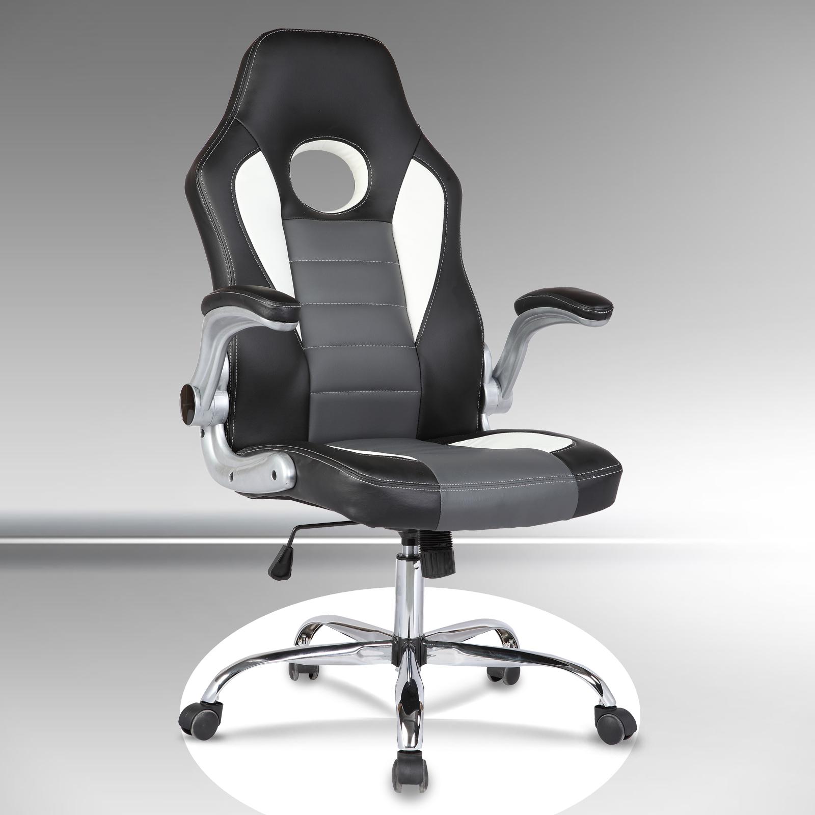 id al chaise fauteuil de bureau luxe et confortable si ge. Black Bedroom Furniture Sets. Home Design Ideas