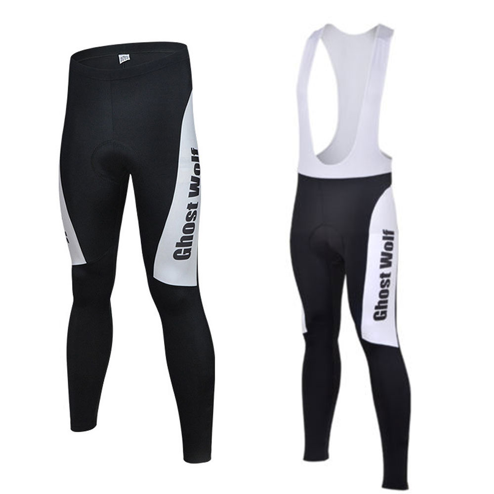 Mens Cycling Clothing Bicycle Bike Bib Pants Tights