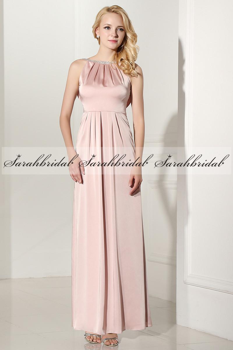 lang rosa formell abendkleid brautmutter hochzeit ball party cocktailkleid 32 36 ebay. Black Bedroom Furniture Sets. Home Design Ideas