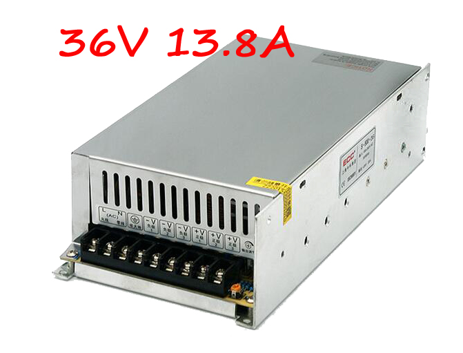 single ended low cost 36v 13 8a pwm switching power supply. Black Bedroom Furniture Sets. Home Design Ideas