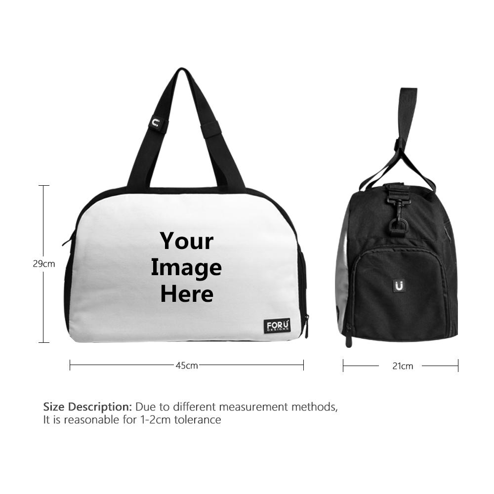 Sport Training Duffle Gym Bag Fitness Yoga Tote Bag Travel Bags ... ca78326b13348