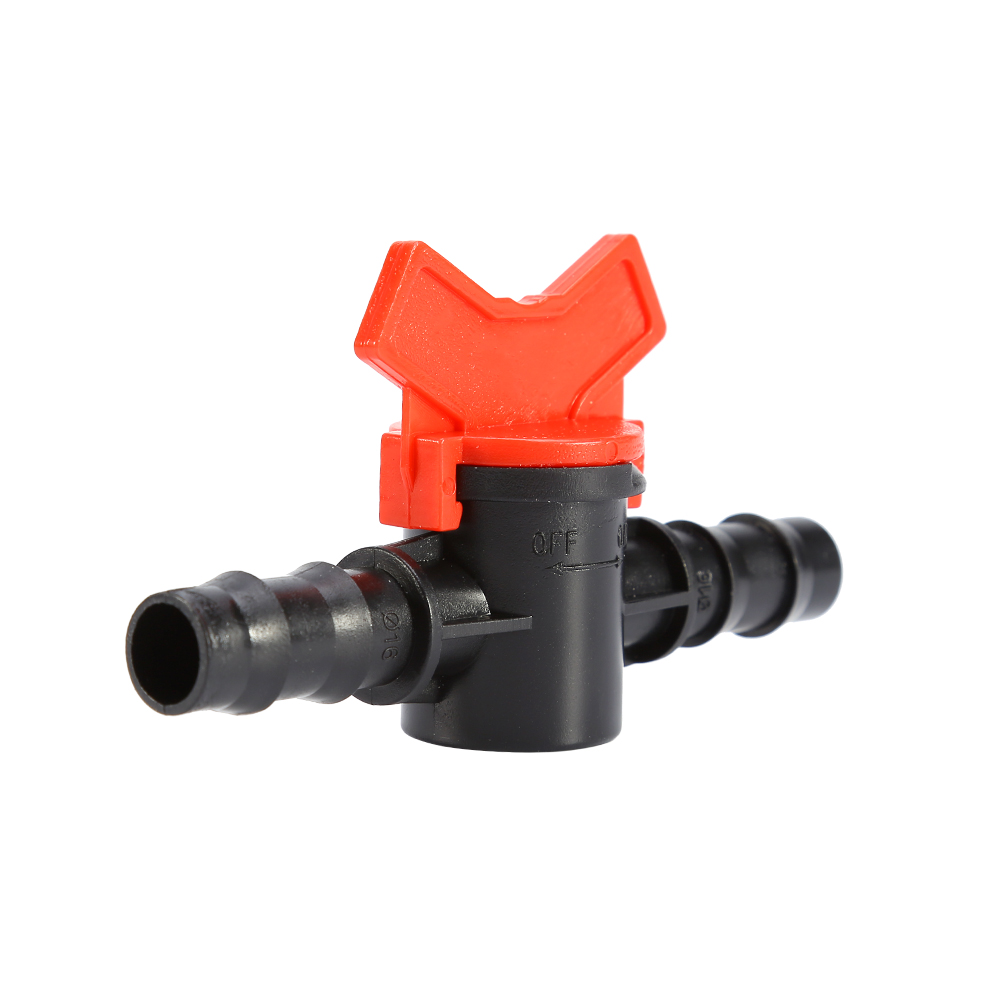 Plastic connector water hose pipe tap drip irrigation barb