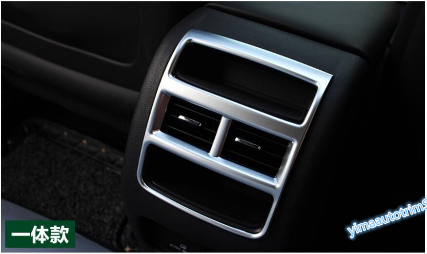 Accessories For Cadillac Xt5 2016 2017 Abs Rear Air Outlet
