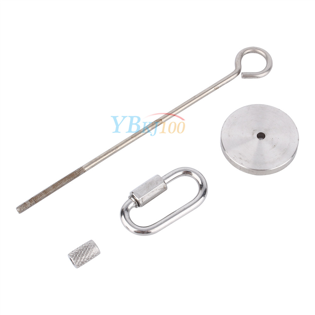 Stainless steel skewer food stick spear fruit holder for