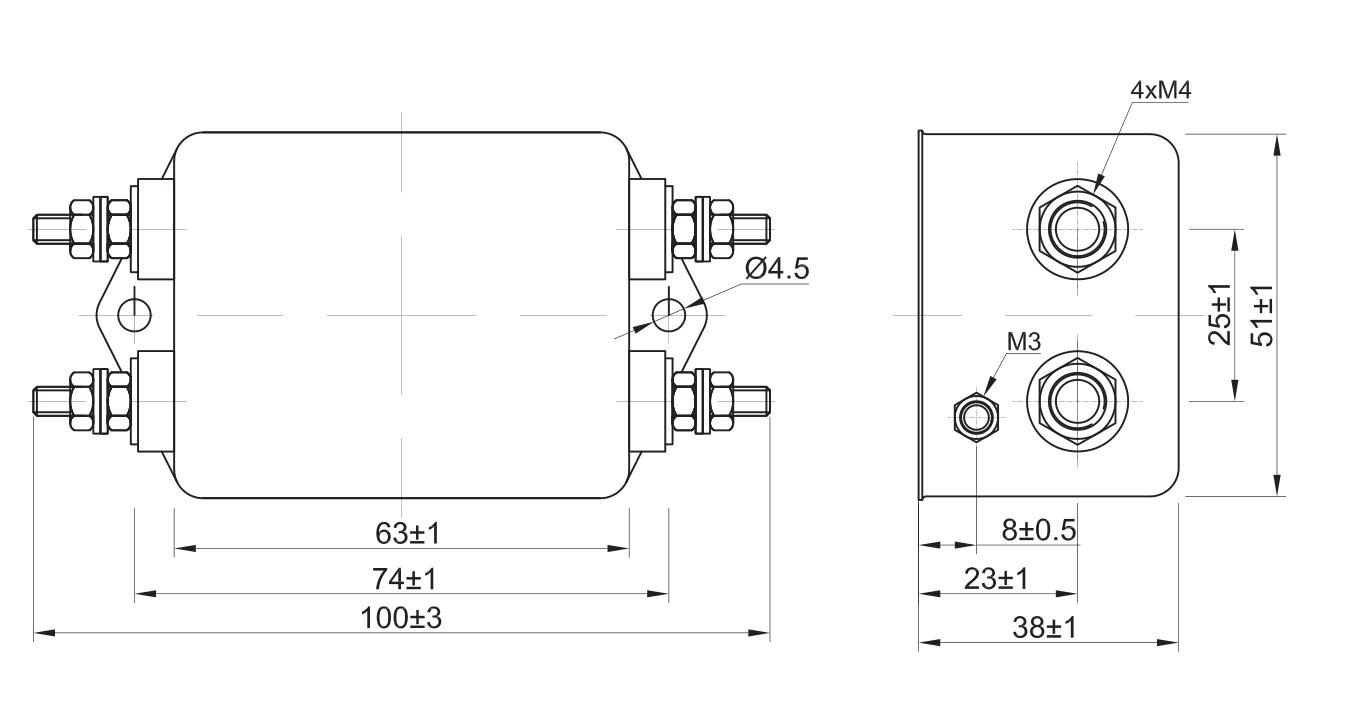 p2100 30a screw general purpose single phase single