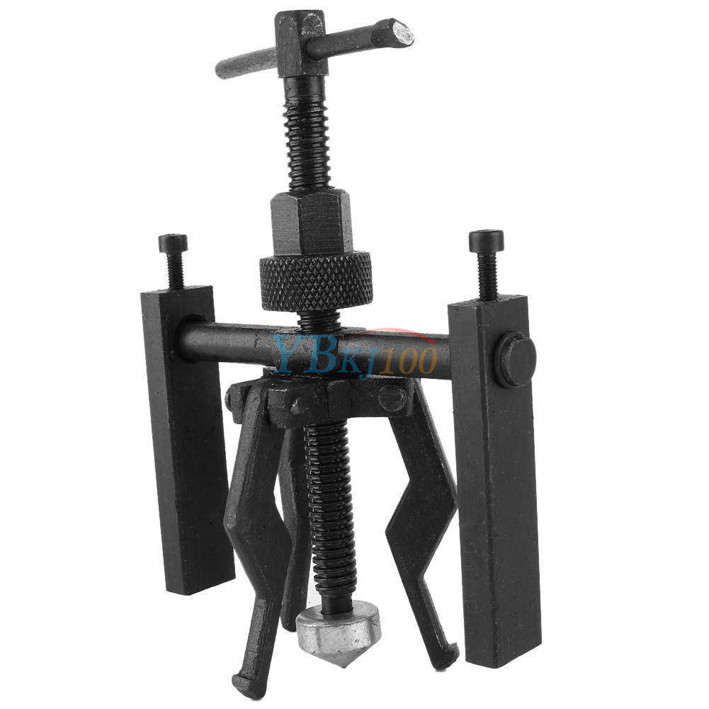 Professional Gear Bearing Puller 3 Jaw Extractor Pilot
