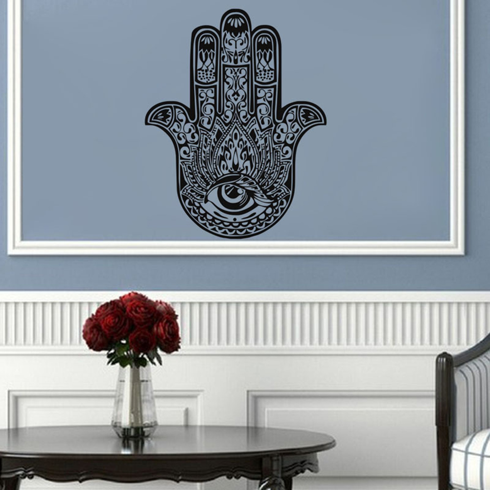 Removable Art Vinyl Quote Diy Black Wall Sticker Decal