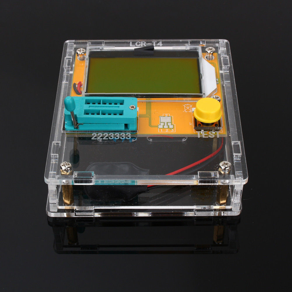Lcr T4 Mega328 Transistor Tester Diode Triode Capacitance Esr Meter Does Not Apply