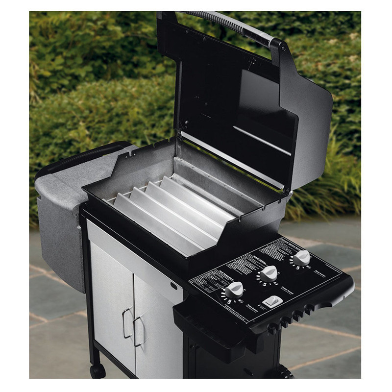 for weber bbq gas grill flavorizer bars 7535 stainless. Black Bedroom Furniture Sets. Home Design Ideas